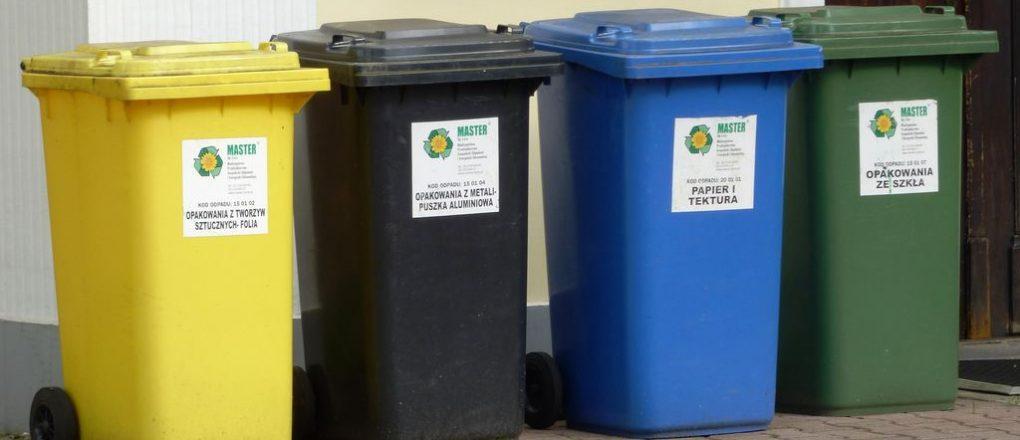Sprawozdanie dotyczące odpadów zebranych w PSZOK