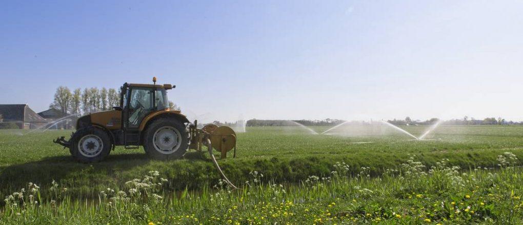 Minimalne wymogi dotyczące ponownego wykorzystania wody w rolnictwie