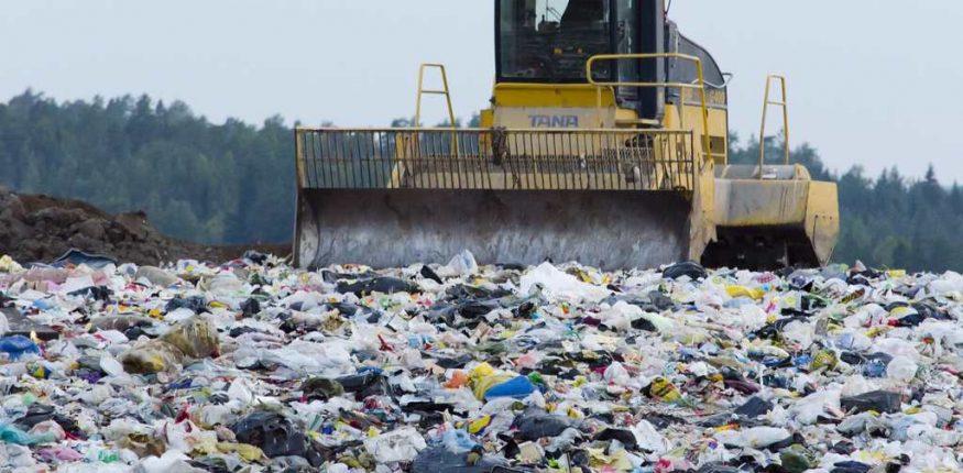 zarządzanie składowiskiem odpadów przez gminy
